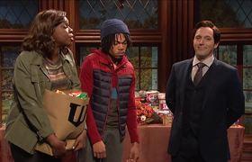 SNL: Wayne Thanksgiving