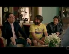 The Hangover 3 Movie Bloopers HD