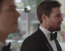 DCTV Crisis on Earth-X Crossover Full Trailer - The Flash