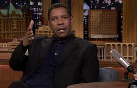 Denzel Washington's Afro Drew Questlove Comparisons
