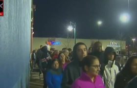 LOCURA EN ESTADOS UNIDOS POR EL BLACK FRIDAY 2017