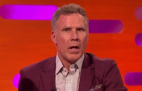 Will Ferrell dances the Rumba with Shirley