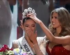 MISS UNIVERSE 2017: SOUTH AFRICA NEW MISS UNIVERSE, COLOMBIA SECOND