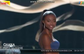 Miss Universe 2017 - Swimsuit Competition