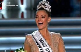 Demi Leigh Nel Peters Miss Sudáfrica