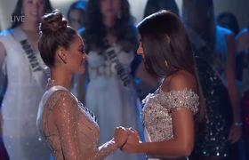 #MissUniverse2017: Crowning Moment