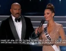 Miss Universe 2017/2018: Top 5 Question and Answer Portion