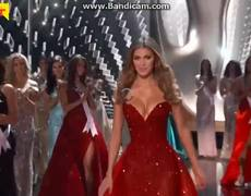 Miss Universe 2017: Iris Mittenaere's Final Walk