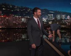 Jimmy Kimmel & BTS Fans – Behind the Scenes