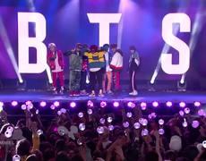 Jimmy Kimmel Live: BTS - Mic Drop Remix