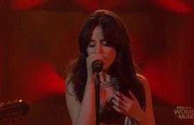 Billboard Women In Music 2017: Camila Cabello Performs 'Havana'
