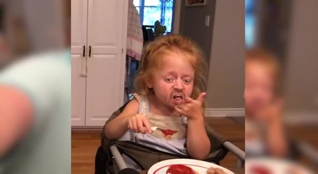 #VIRAL: Queen Baby The Food Critic