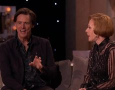 Jim Carrey's Touching Words For #CarolBurnett