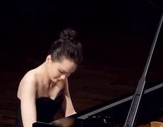 Shizhe Shen live performance Chopin scherzo no 2