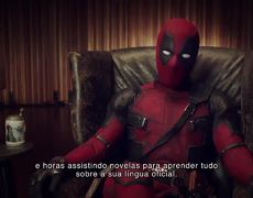 DEADPOOL 2 Brazil Comic-Con Teaser Trailer #3 (2018)