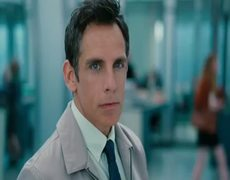 The Secret Life of Walter Mitty Official Movie CLIP At Work 2013 HD Adam Scott Movie