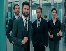 The Secret Life of Walter Mitty Movie Clip At Work 2013 HD