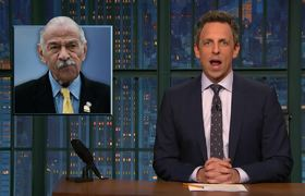 Late Night with Seth Meyers: Russia Banned from Winter Olympics, Krampus Night
