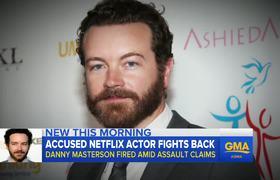 Netflix fires Danny Masterson amid sexual assault allegations