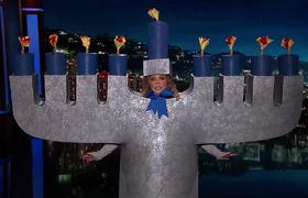 Jimmy Kimmel Live: Melissa McCarthy vs. Jennifer Aniston – The Great Gravity Debate