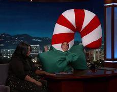 Jimmy Kimmel Live: Melissa McCarthy entrevista a Octavia Spencer