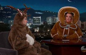 Jimmy Kimmel Live: Guest Host Melissa McCarthy Interviews Dave Franco