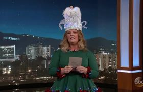 Jimmy Kimmel Live: Melissa McCarthy's Parents Play 'Who Loves Their Daughter More?'