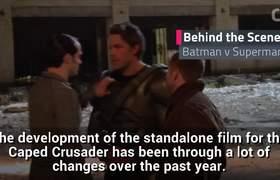 Is Affleck Out As Batman?
