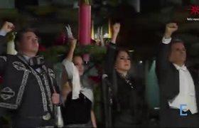 Carlos Rivera - Mañanitas a la Virgen de Guadalupe 2017