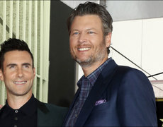 La mejor pareja de Hollywood son de The Voice