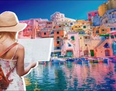 3 spots en Italia libre de turistas