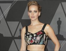 Jennifer Lawrence sí sabe actuar