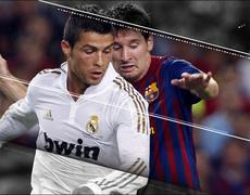 Decir que Messi y Cristiano se odian es absurdo