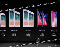 Apple celebra el décimo aniversario del iPhone con el iPhone X