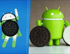 Android Oreo, una actualización muy dulce