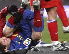 Accidentes deportivos que conmocionaro a los espectadores