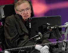 ¿Stephen Hawking perdió una apuesta?