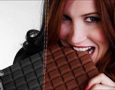 Mientras más chocolate comas, más inteligente serás