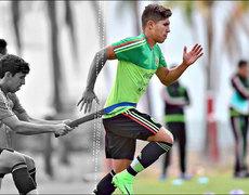 México en la sub 20 celebra en grande