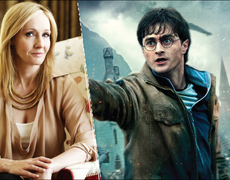 Roban manuscritos de Harry Potter
