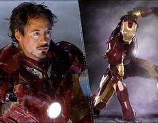 Robert Downey Jr. el héroe de verdad