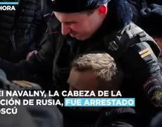 Un nuevo ataque a la oposición rusa