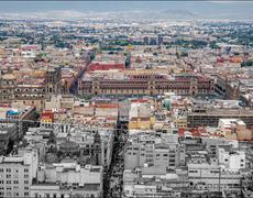 Ciudad de México se seca