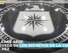 Wikileaks expone a la CIA de nuevo