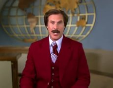Anchorman 2 The Legend Continues Official Movie Viral VideoThanksgiving 2013 HD