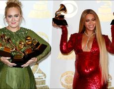 Grammys 2017, políticos y accidentados