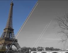 Francia se mantiene alerta y protege la torre Eiffel