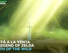 Zelda se inmortaliza con 10/10 de aprobación con Breath of the Wild
