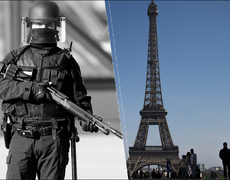 La violación que estremece a París