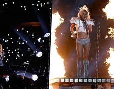 Gracias Lady Gaga, por el show y los memes del Super Bowl
